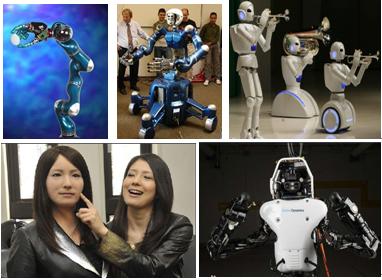 机器人教育-少年儿童素质提升的新飞跃